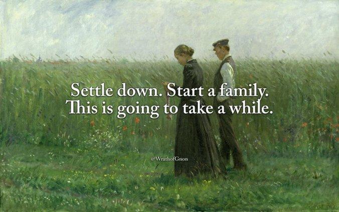 Settle Gnon
