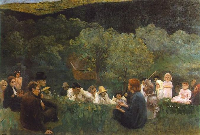 800px-Ferenczy,_Károly_-_Sermon_on_the_Mountain_(1896)