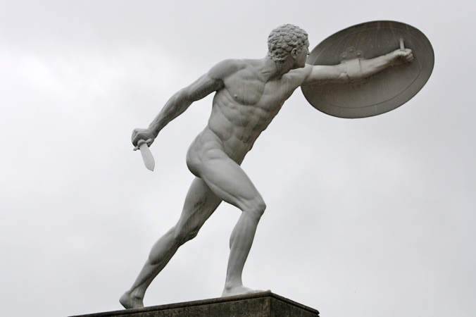 Borghese Gladiator 2
